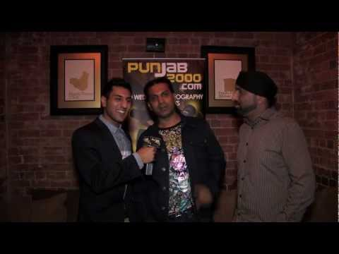 Punjab2000 -Apache Indian interview at the BritAsia TV Awards Nomination  2012