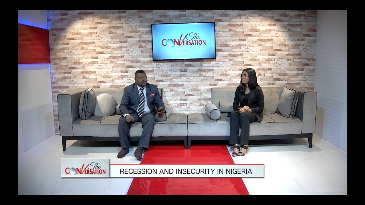 Download The Conversation: Recession and Insecurity in Nigeria