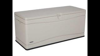 60040 Outdoor Storage Box 130 Gallon