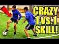 Learn This CRAZY Effective Football Soccer Skill Tutorial Best 1 Vs 1 Moves Ronaldo Neymar mp3