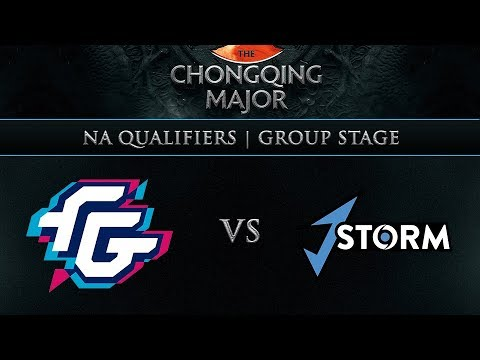 Forward vs J Storm - The Chongqing Major - Game 1