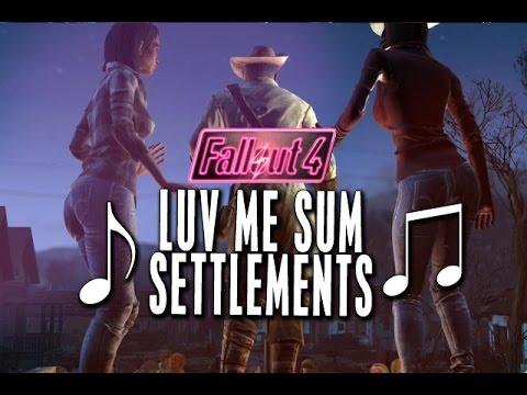 luv me sum settlements (Gamerpoop)