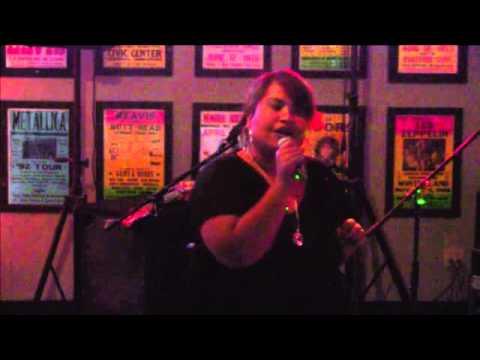 Mona - Spring Tavern - Karaoke - December 8, 2012