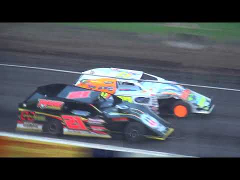IMCA Modified feature Benton County Speedway 5/6/18