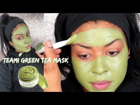 Teami Green Tea Detox Mask | 2 WEEK REVIEW