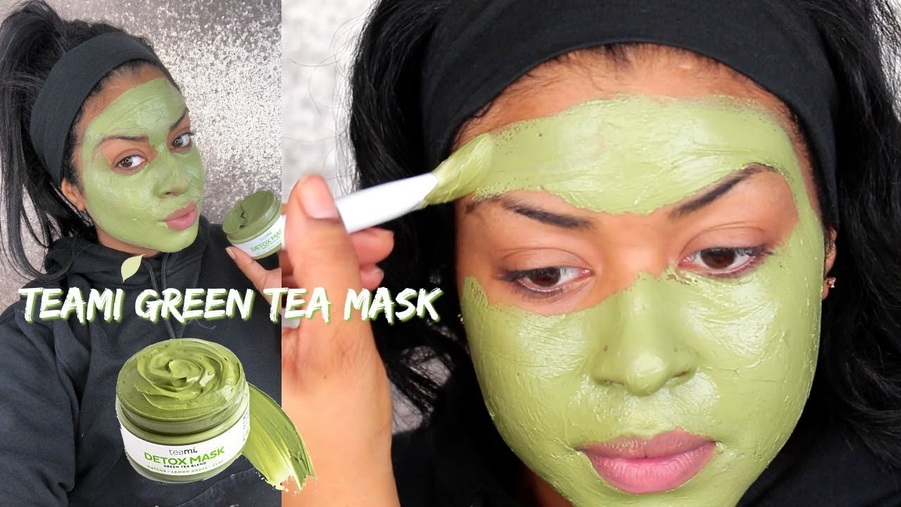 Teami Green Tea Detox Mask | 2 WEEK REVIEW