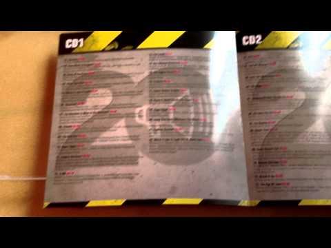 Распаковка Scooter - The Complete Video Collection и 20 Years Of Hardcore (серия 20YOH)