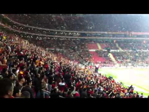 Türk Telekom Arena da 131,76 db'lik Rekor