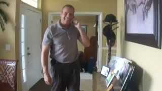 U S Soldier Home From Kuwait Surprises His Father in Law