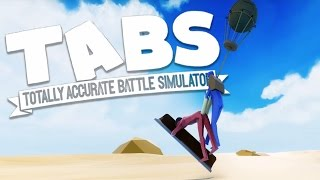 1000 BARRELS vs DARK SATANIC PEASANT (NEW UNITS) | T.A.B.S (Totally Accurate Battle Simulator)