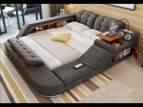 Great Space Saving Ideas - Smart Furniture #1