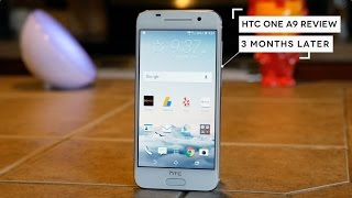 HTC One A9 Review: 3 Months Later with the Android iPhone Clone!