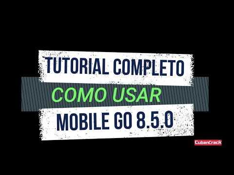 TUTORIAL PARA PRINCIPIANTES PARA USAR FÁCILMENTE WONDERSHARE MOBILE GO 8.5.0  (2020)💪😉