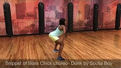 Boss Chick Dance Twerkout