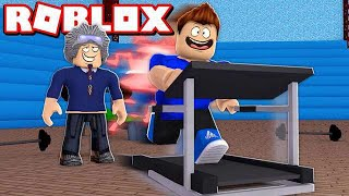 GETTING SUPER FAST on ROBLOX