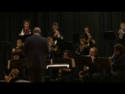 """Reading Memorial High School Jazz Band- """"Blues and the Abscessed Tooth"""" by Matt Catingub"""