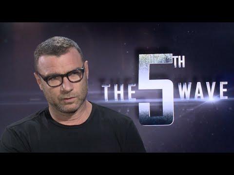 5th Wave interview with star Liev Schreiber
