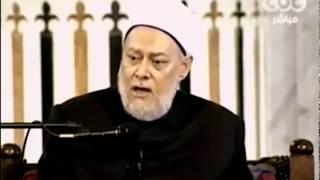 على جمعة يوضح حكم حب النبي صلى الله عليه وسلم ..فيديو