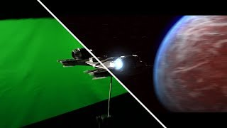 making of a SCI-FI FILM (Practical Effects, Milo Motion Control)