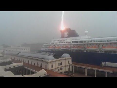 Lightning Strikes 2020