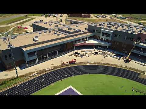 New Godley High School Coming 2018