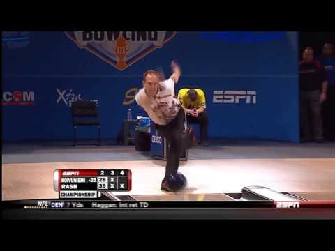 2011 GEICO World Bowling Tour Finals Match 02