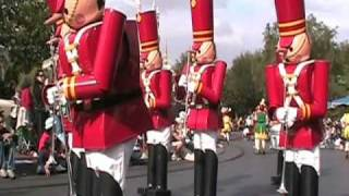 Disney Toy Soldiers Parade 2009