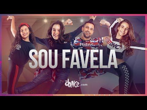 Sou Favela - Ruanzinho  FitDance Teen & Kids Coreografía Dance