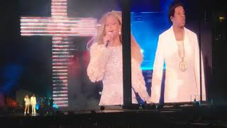 JAY-Z and Beyonce perform Holy Grail at MetLife Stadium, OTRII, Aug...
