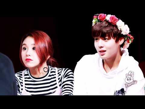 WANNA ONE X TWICE SHIP - Park Jihoon x Son Chaeyoung