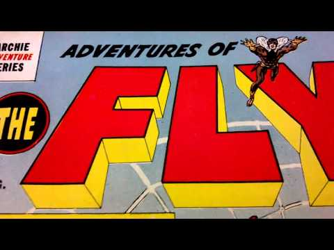The original FLY #1-ARCHIE UNIVERSE