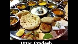 29 Thali from 29 Indian States - Indian Traditional Food and Dishes Furious Pete