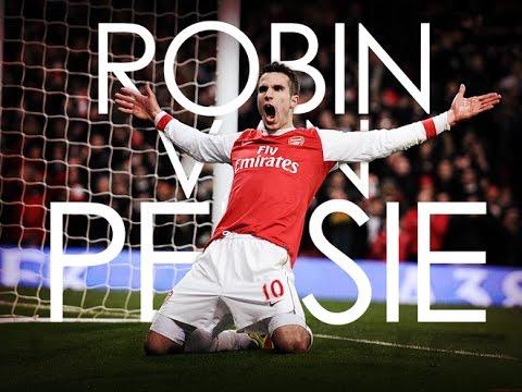 Robin Van Persie'nin Arsenal'da Attığı 132 Gol