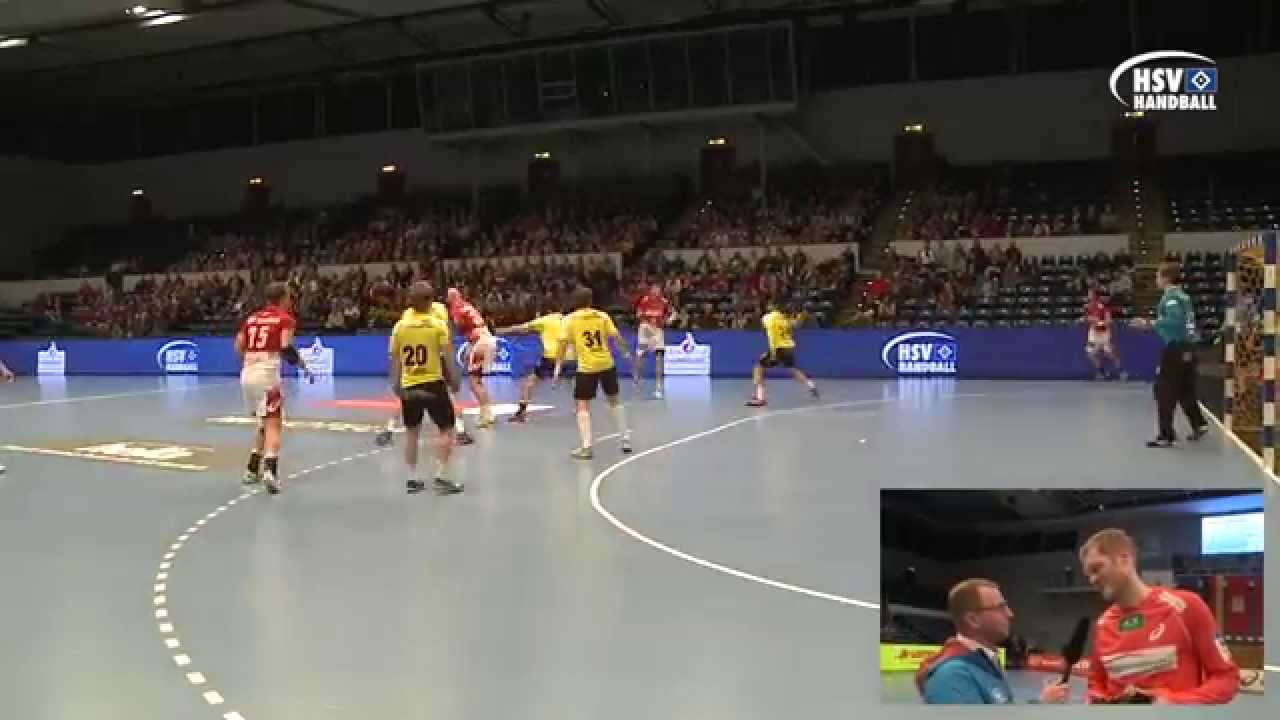 33:28! Sieg über Gorenje Velenje im EHF Cup