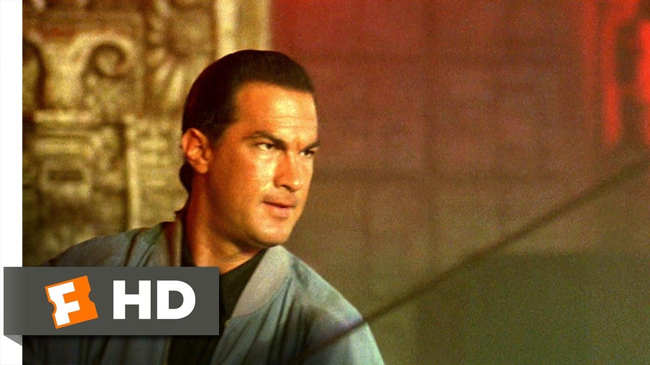 Download Marked for Death (5/5) Movie CLIP - Hatcher Battles Screwface (1990) HD