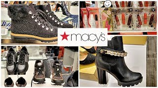 Macy's shoes and Holiday Gift …