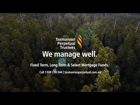 Tasmanian Perpetual Trustees TVC
