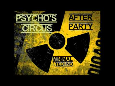 The Best Minimal-Techno, After Party, Rave Party Live Mix 2012 by. Luther Ollino⦉