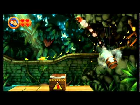 Donkey Kong Country Returns - Trailer