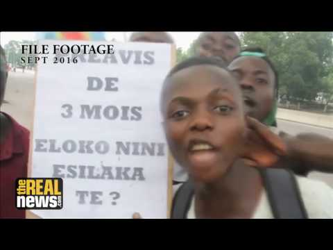 Congo Youth Defy Repression, Protest President Refusing to Leave Office