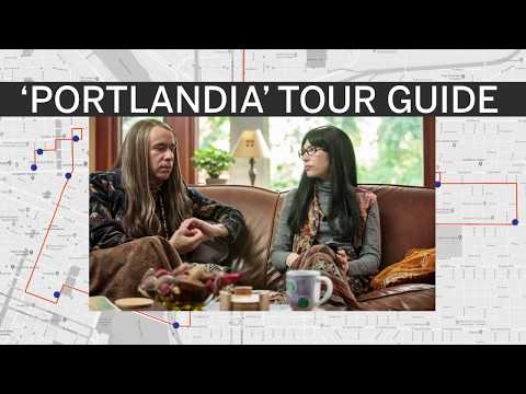 'Portlandia' tour guide: 15 Portland locations where the TV show filmed