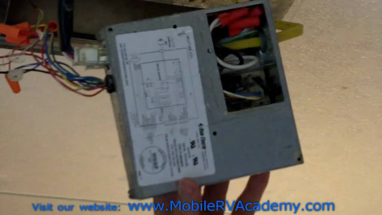 maxresdefault rv air conditioner servicing with terry cooper youtube Coleman Mach Thermostat Wiring Diagram at gsmx.co
