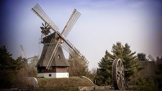 gIFHORN, Mühlenmuseum/   Гифхорн, музей мельниц