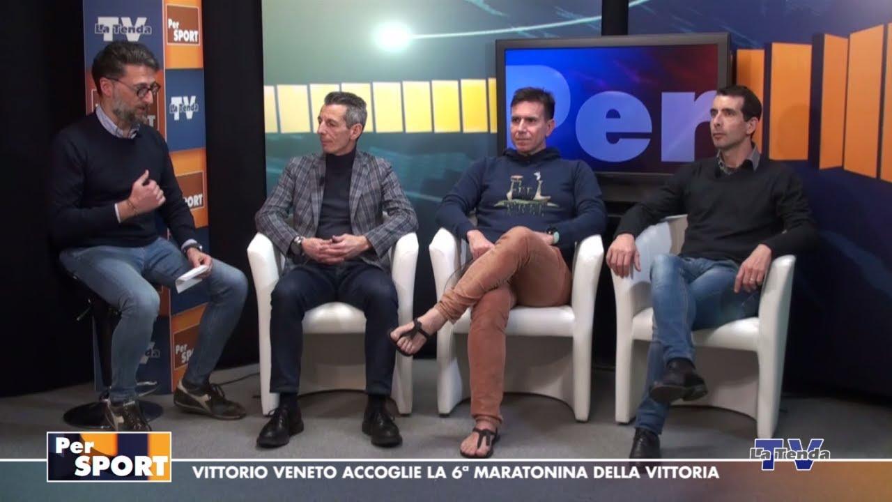 Per Sport - Vittorio Veneto accoglie la 6a Maratonina della Vittoria