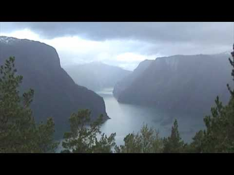 Video Blog # 34 Aurland Lookout Norway