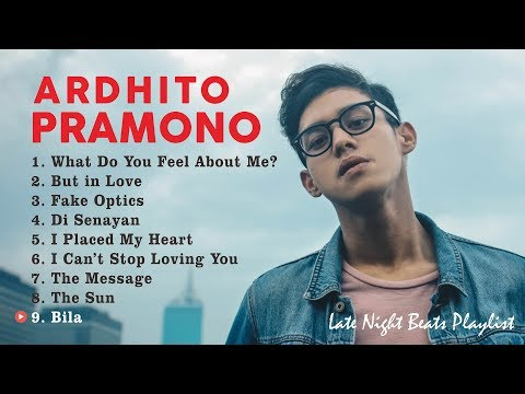 Free Download Chill Out Tracks - Ardhito Pramono Album Playlist Mp3 dan Mp4