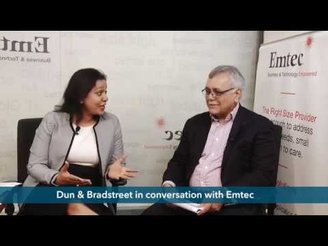 Addressing Operational Challenges through Digital Innovation : A conversation with D&B | Emtec