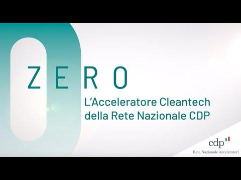 ZERO, il nuovo Acceleratore di startup
