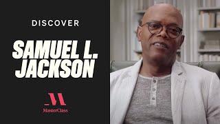 كيفية إنشاء شخصية مع صامويل جاكسون | اكتشاف ماستر | ماستر