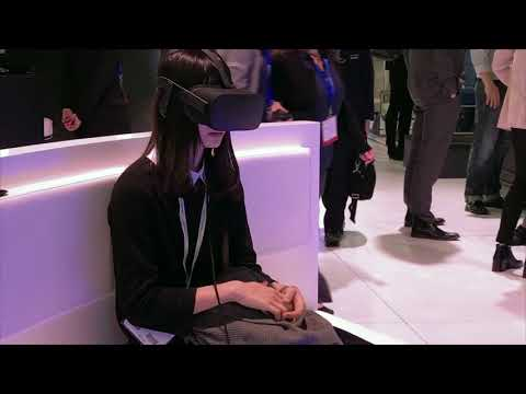VR at the core of Panasonic's NEXT Campaign